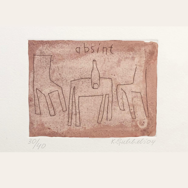 Kunstmagazijn Absint