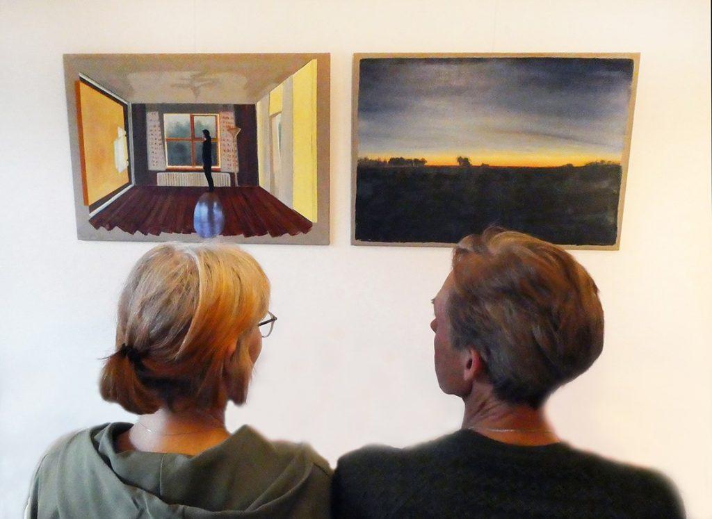 Kunstmagazijn expositie